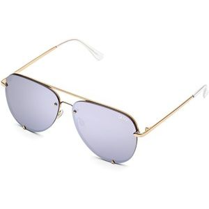 Quay High Key Rimless Sunglasses 126